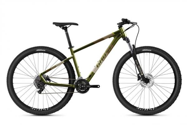 GHOST Kato Base 27.5 Green